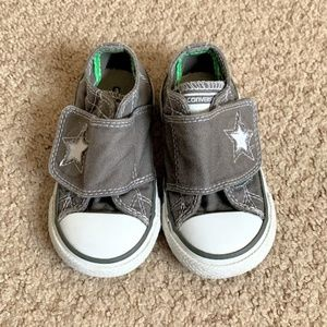 Converse Shoes - Toddler Converse One Star Flap Canvas - 6